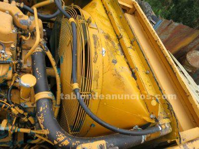 Radiador de agua y aceite liebherr r942 litronic