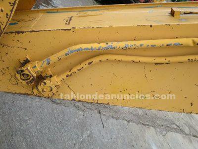 Instalacion de martillo liebherr r942 litronic