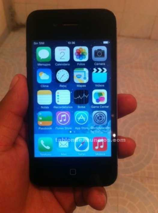 Iphone 5 negro 16gb