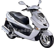 DESPIECE KYMCO BET AMP;WIN 125 - 05