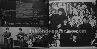 The beatles for sale lp 1964