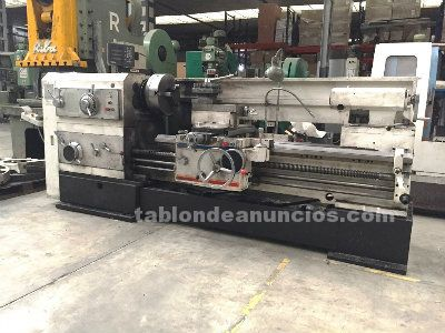 TORNO PARALELO TRAVIS 1.500 mm.