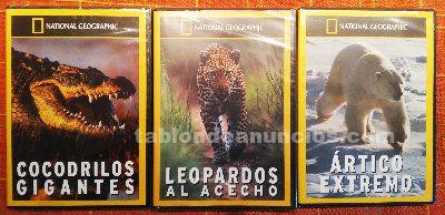 4 enciclopedias de fauna / animales