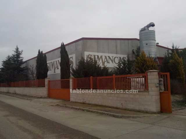 Nave industrial poligono industrial municipal de due�as