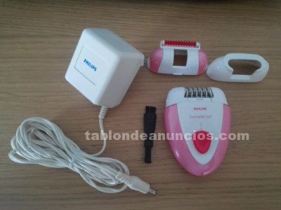 Depiladora philips satinelle soft