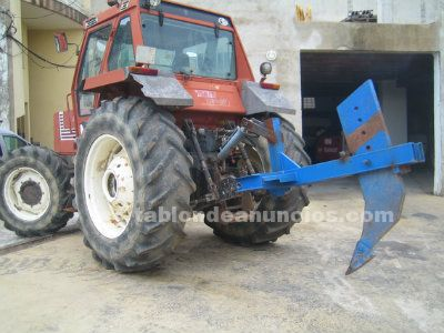 Tractor fiat - 1180 dt