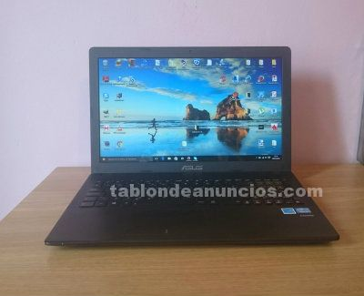 Vendo portatil asus intel core i3-3217u