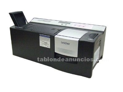 Maquina de sellos brother sc2000usb