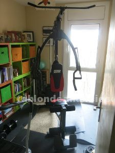 Vendo maquina multiestación fitness doctor mass x-press en excelente estado