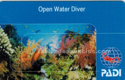 Curso buceo open water diver - buceo ferrol