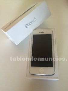 Vendo iphone 5. Perfecto estado. 280€