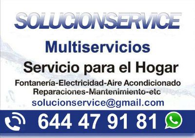 Multiservicios low cost