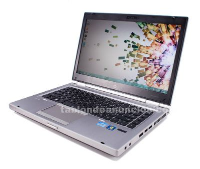 Portátil i5 hp elitebook 8460p