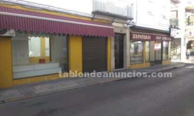 Venta local en san lorenzo
