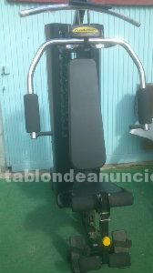 M�quina de musculaci�n: proaction  fitness bh