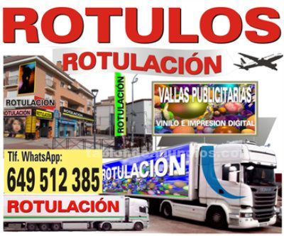 Rotulacion