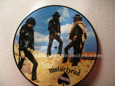 Vendo disco de vinilo de motorhead. Ace of spades (picture)