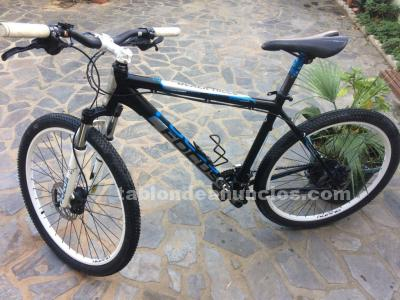 Vendo bicicleta focus black hills