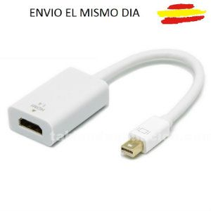 Mini display port hdmi cable  en mac ( conversor mac)