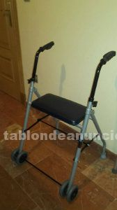 Vendo andador plegable