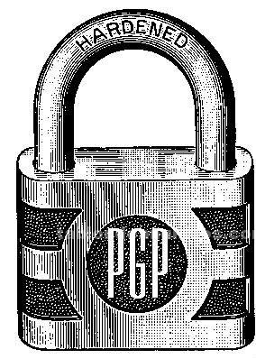 Iphone pgp