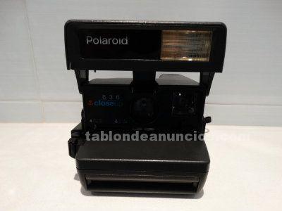 C�mara instant�nea polaroid 636 close up