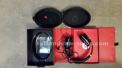 MONSTER BEATS BY DR. DRE - AURICULARES DE ESTUDIO, COLOR NEGRO.