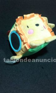 León cubo activity fisher price