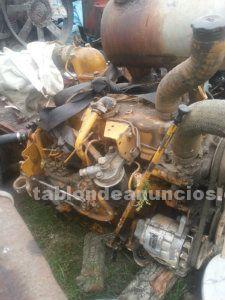 Motor completo komatsu 4d105-3