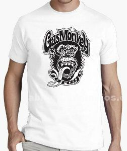 Camisetas gas monkey garage