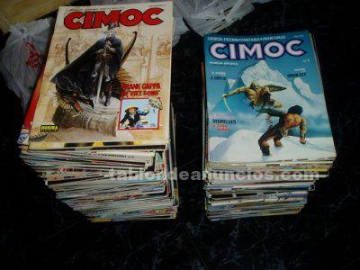 Cimoc, norma editorial, 1981 completa