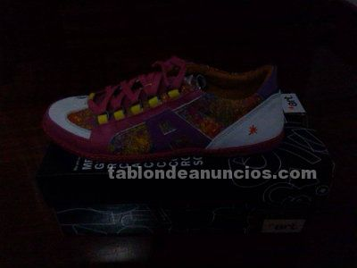 Zapatillas marca art de holi run