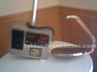 Vendo bascula electronica colgante con tikek n.b.c.