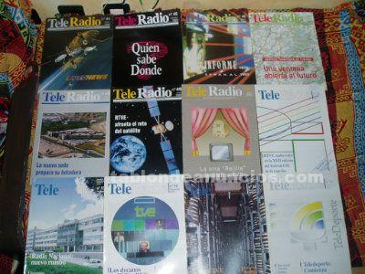 Teleradio, antigua revista , 1989