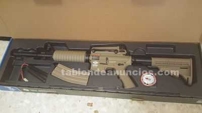 Fusil m4 airsoft g&g