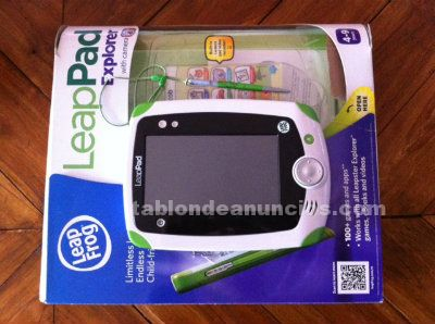 Vendo leappad original en perfecto estado