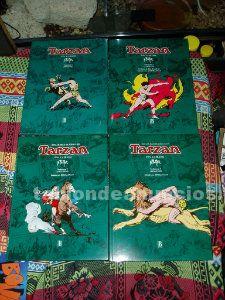 Tarzán, ediciones b, s. A. , 1994, completa
