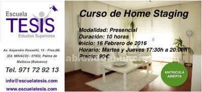 Curso de home staging
