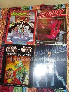 Novelas graficas marvel, edi planeta, 1990