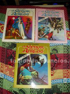 El señor de los anillos, toutain ed, 1980