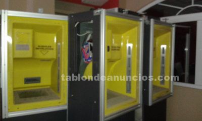 Dispensadoras de dvds videoclub