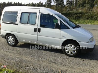 VENDO CITROEN JUMPY HDI 6 PLAZAS