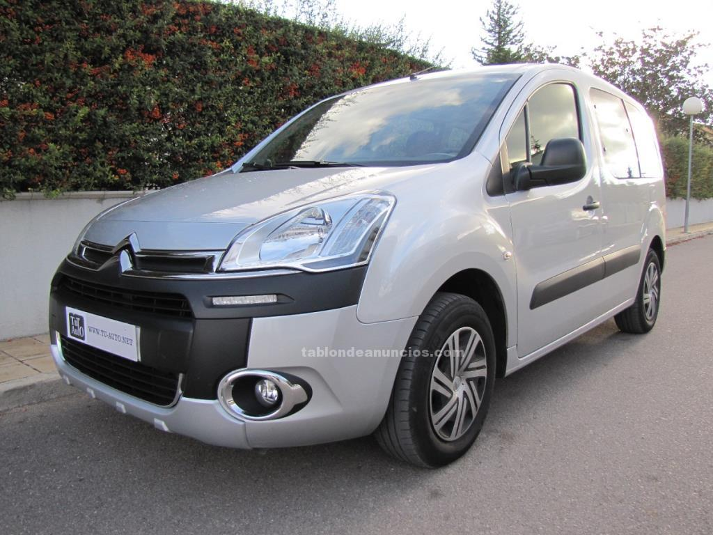 Citroen berlingo 1.6 hdi 90 business, 90cv, 4p del 2014