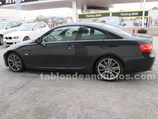Vendo bmw 320d coupé en perfectas condiciones por 22.000€