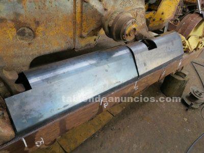 Fabricación de protecciones para maquinaria