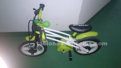 BICI SIN PEDALES