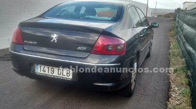 Vendo 407 sport pack 136 cv diesel año 2005 impecable