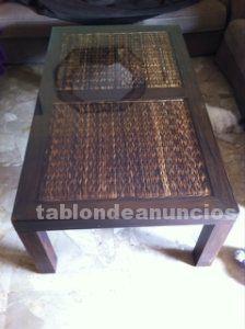 Se vende mesa rectangular nueva