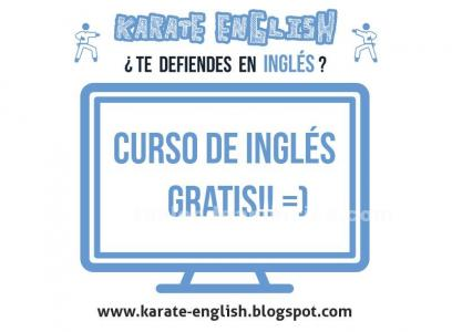 Defi�ndete en ingl�s con karate english
