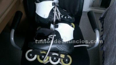 Vendo patines talla 43-44